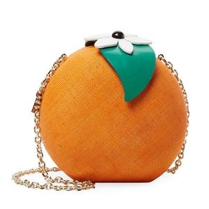 Kate Spade Spice Things Up Orange Purse